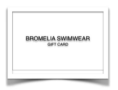 Gift Cards Bromelia Swimwear