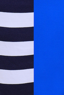 Classic Stripes / Praia Azul