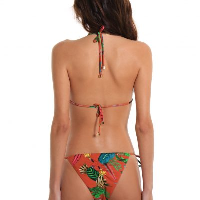 Bikini Two-Piece Swimsuit Leme Banana Flower