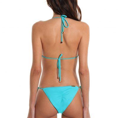 Bikini Two-Piece Swimsuit Leme Turquoise