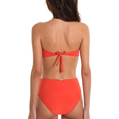 Bikini Two-Piece Swimsuit Ipanema Papaya