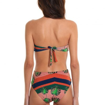 Bikini Two-Piece Swimsuit Ipanema Ocean Jungle